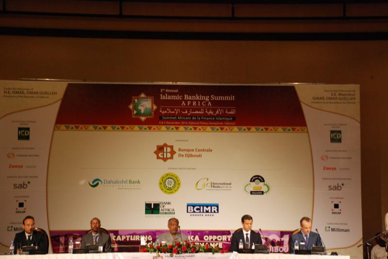 3rd Annual Islamic Banking Summit Africa, Djibouti 4-5 November 2014