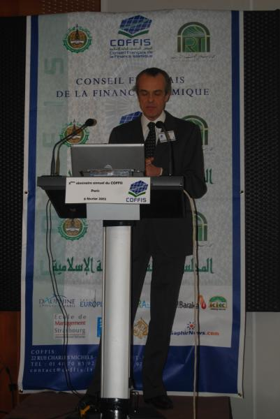 COFFIS Annual Seminar - 3rd edition, Paris 6 February 2012