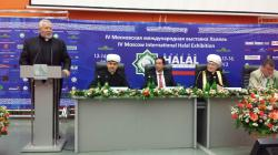 Moscow Halal Business Forum, Moscow 13-16 June 2013