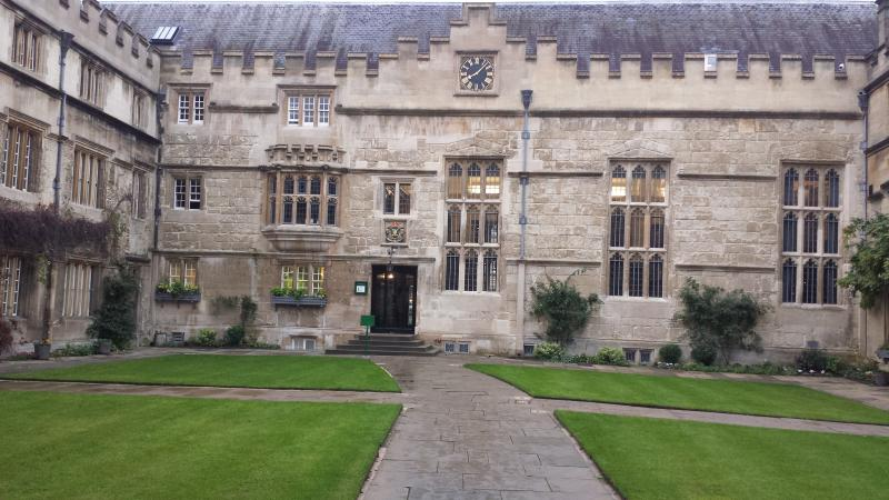 Oxford Centre for Islamic Studies, Oxford 27 November 2014