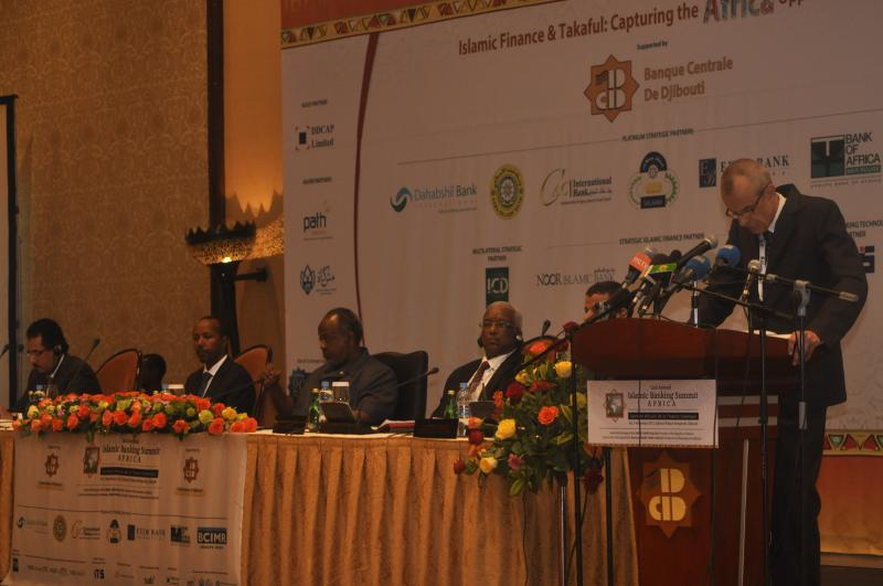 The 2nd Annual Islamic Banking Summit - Africa (IBSA 2013), Djibuti 6-7 November 2013
