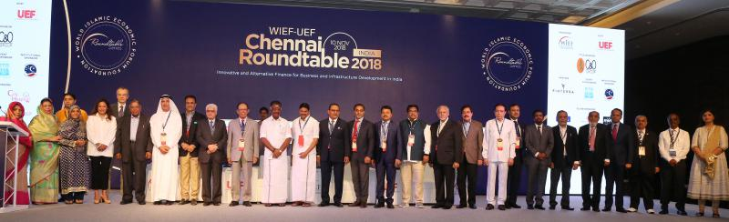 WIEF-UEF Chennai Roundtable, 10 November 2018